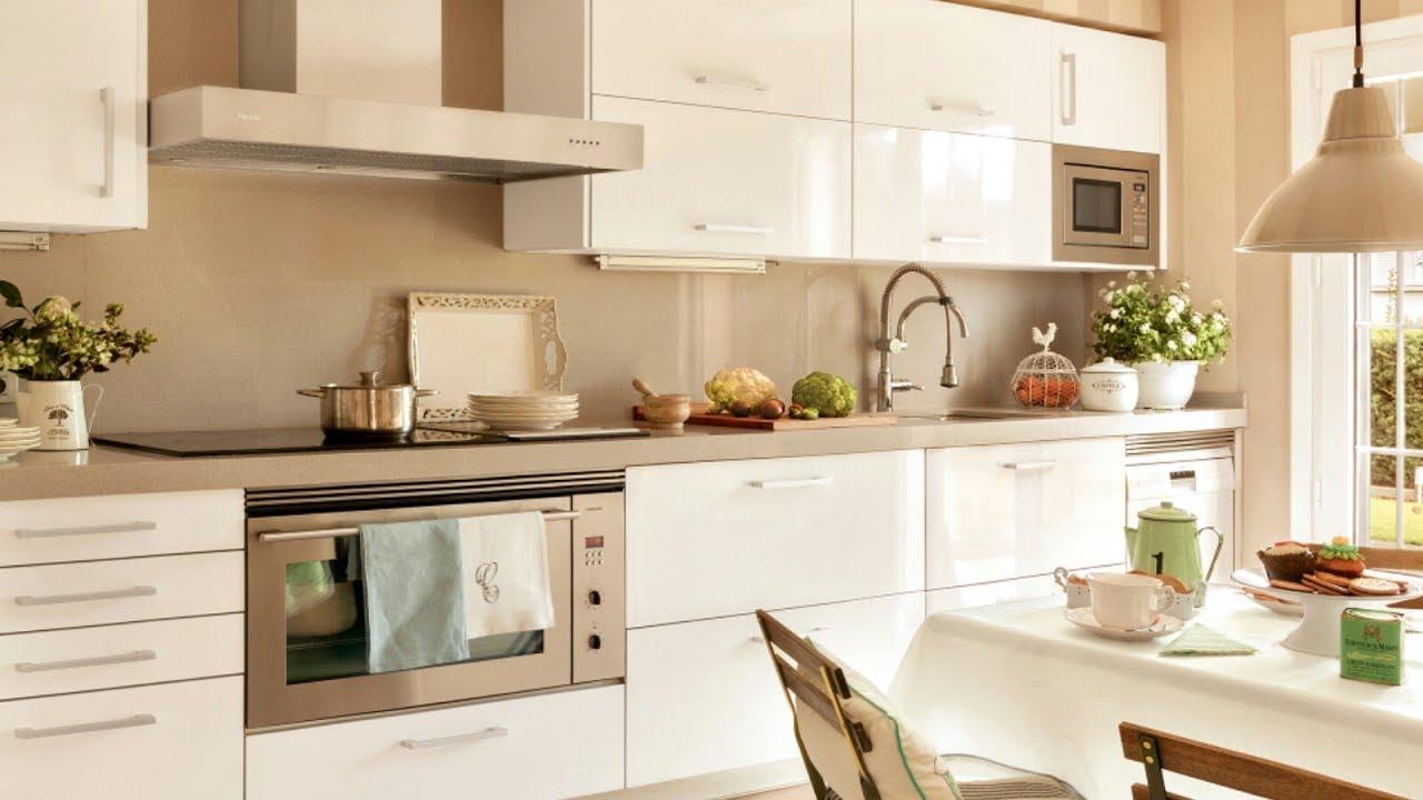Cocinas modernas 2020 tendencias y dise o de interiores - Cocinas con diseno ...