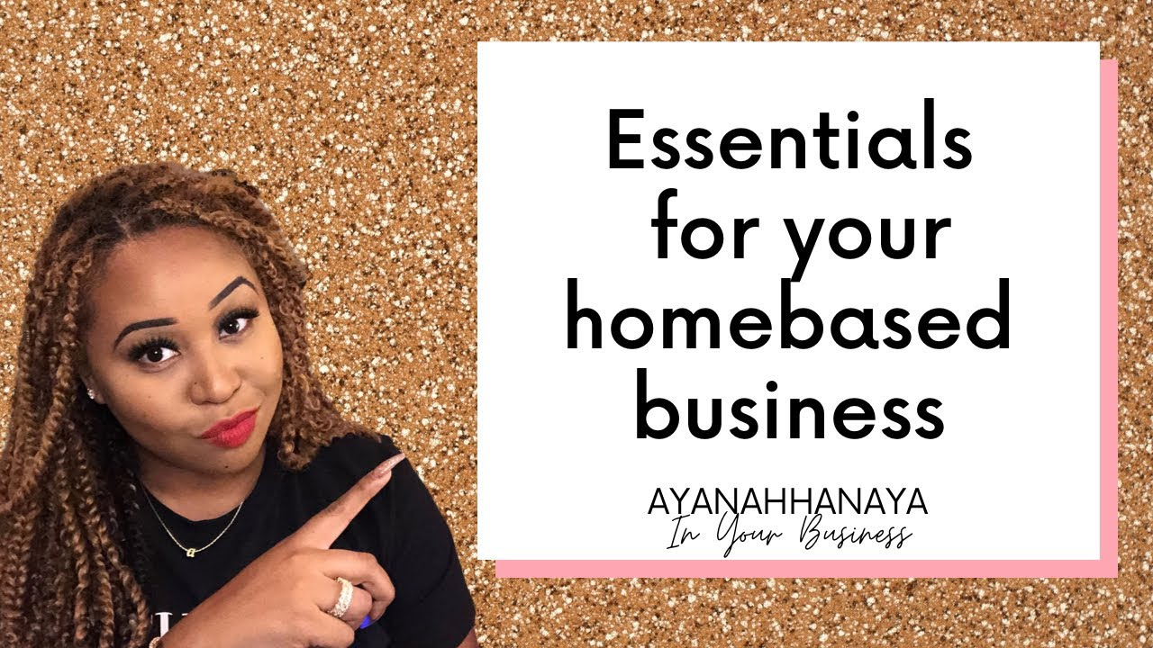 Tools Needed For Your Homebased Business