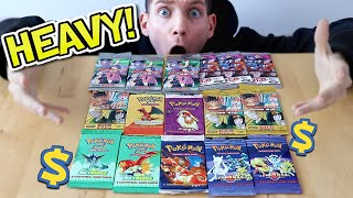 *HEAVY* MASSIVE $2500+ OLD & RARE POKÉMON CARD OPENING