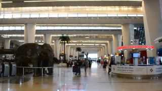 Inside Indira Gandhi International Airport,Terminal 3