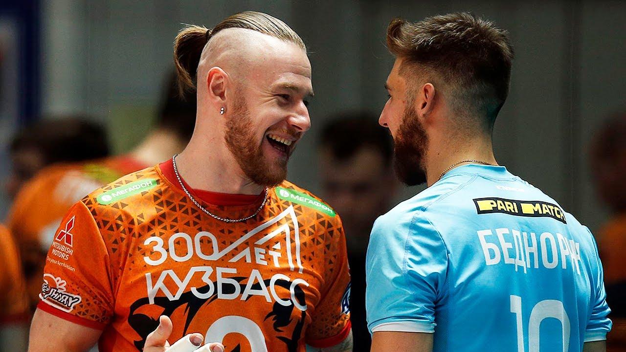 Zenit Kazan vs Kuzbass | Bartosz Bednorz «Z Cam»