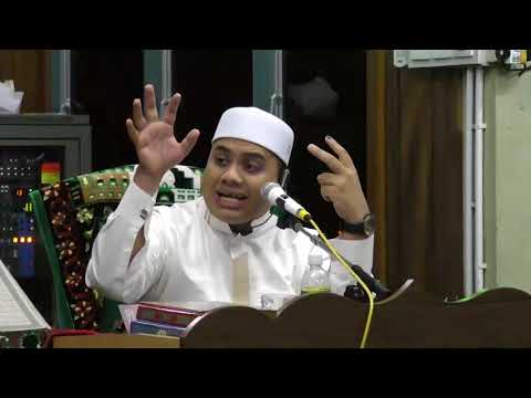 Tazkirah Ramadhan oleh Ustaz Ahmad Husam Dato Baderuddin