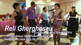Reli Gherghescu - Viata care-o duc acum, O sa ma cauti peste ani | LIVE Botez Rianna