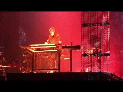 "Jean-Michel Jarre ""Oxygene 2"" Auditorium Theatre Chicago May 22nd 2017"