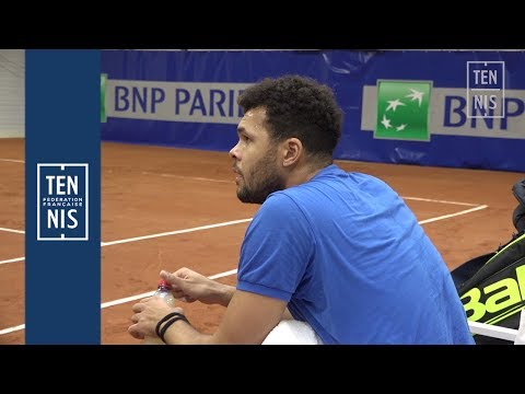 Coupe Davis 2018 - France / Croatie - La minute bleue n°2 : au boulot ! | FFT