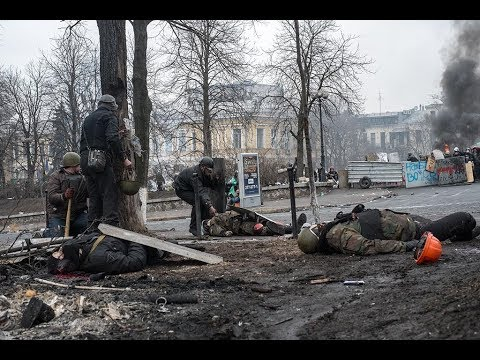 2014 Ukraine coup court evidence: Georgian & Latvian snipers killed 48 protesters & Berkut police
