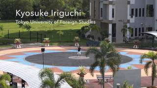Global Discovery Program 2015 Video Presentation ( by Tokyo University of Foreign Studies, Japan)