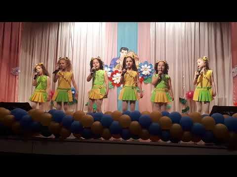Детство лучистое музыкальный коллектив МАДОУ Колокольчик г.Когалым