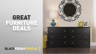 Black Friday Furniture Deals By Prepac // Amazon Black Friday Countdown