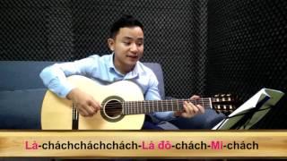 Phần 5. Chạy Bass Bolero - Giáo trình Guitar Bolero Văn Anh