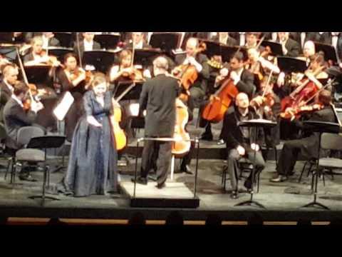 Lucia di Lammermoor, Albina Shagimuratova, Mariinsky Theatre