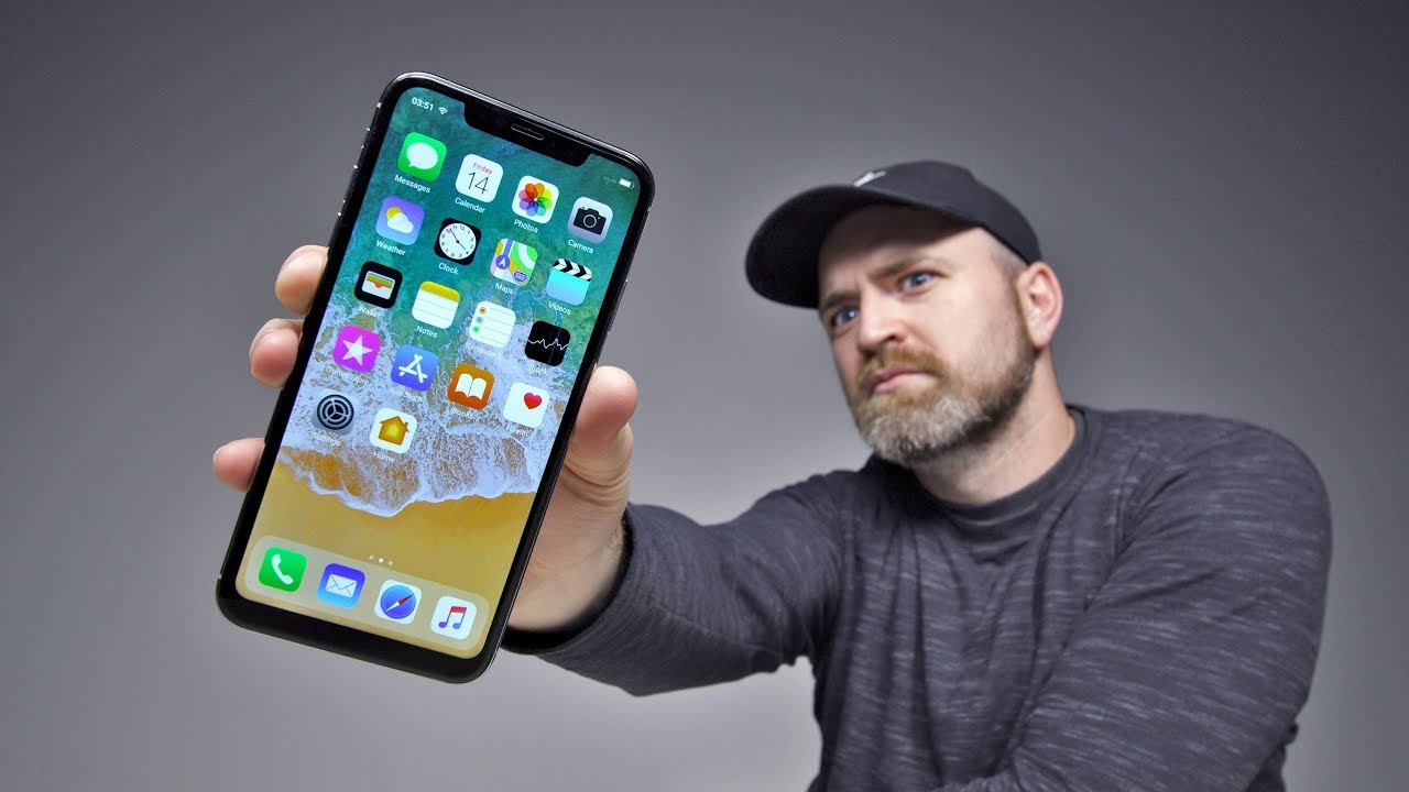 This Iphone Xs Max Was Not Made By Apple