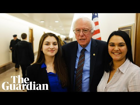 Parkland students interview Bernie Sanders: 'You have the power to change America'