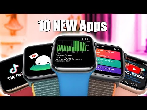 10 New Apple Watch Apps You'll Actually Like