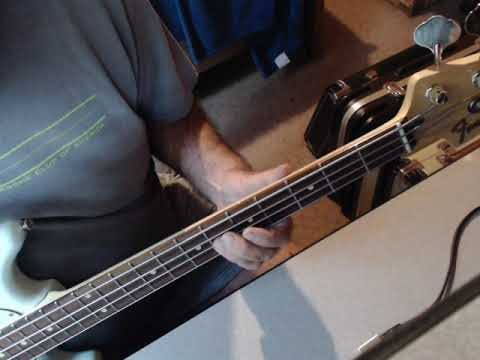 In My Room Bass Cover Youtube