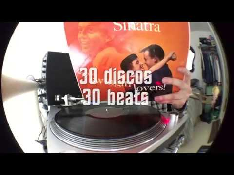 JUPTR - BEAT#5 / Frank Sinatra (Songs For Swingin Lovers) #30discos30beats