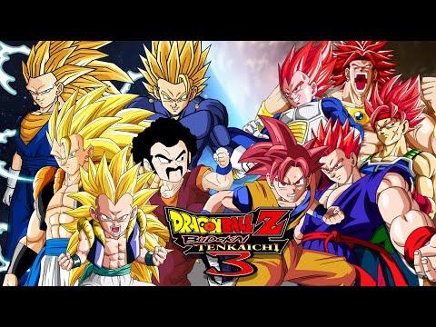 DBZBT3: Fusions VS SSJ Gods (Duels)