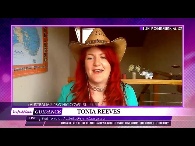 Australia's Psychic Cowgirl - July 22, 2020