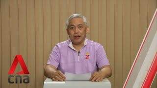 Ge2020: Ppp Candidate For Macpherson Smc Speaks In Constituency Political Broadcast, Jul 5