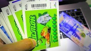 Что Можно Выиграть, купив лотерейные билеты 🎫