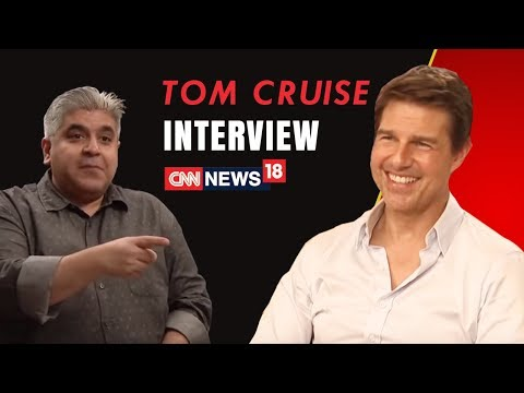 Rajeev Masand Interviews Tom Cruise For Mission Impossible: Fallout | CNN News18
