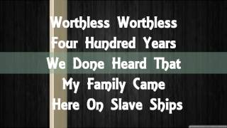 Lecrae- Dirty Water (Lyrics)