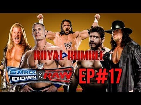 WWE Smackdown! vs RAW: Season Mode - EP.17 - ROYAL RUMBLE!