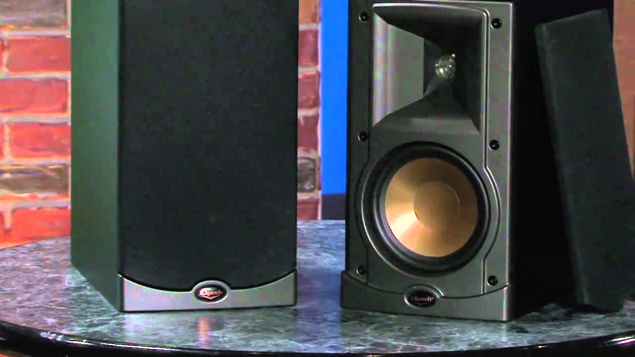 audio rp speakers com cherry dp pair klipsch speaker theater home amazon bookshelf