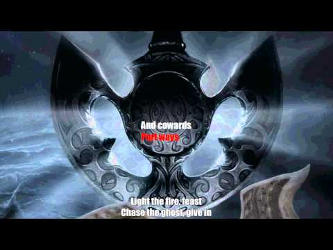 Nightwish - 7 Days To The Wolves KARAOKE