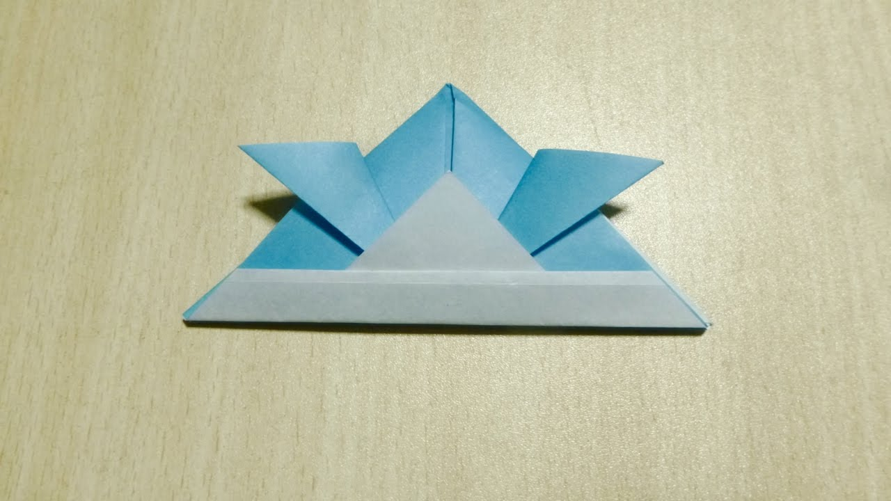Art De Plier Le Papier