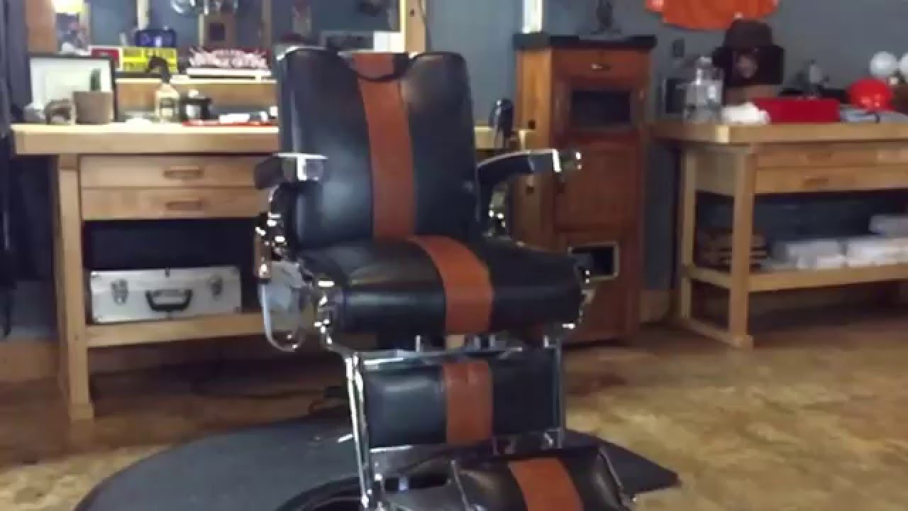 1950u0027s Antique Barber Chair : antique barbers chair - Cheerinfomania.Com