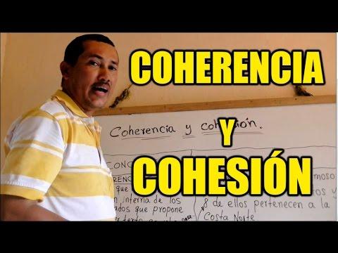 COHERENCIA Y COHESIÓN (BIEN EXPLICADO) DEFINICIÓN - EJEMPLOS (Wilson te enseña)