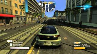 Driver San Francisco PC Gameplay on GeForce 9600GT