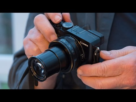 A Review Of The Panasonic LX100 Micro Four Thirds Camera with fixed zoom lens