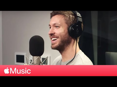 Calvin Harris on Getting the Rihanna Vocals