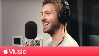 Calvin Harris on Getting the Rihanna Vocals | Beats 1 | Apple Music