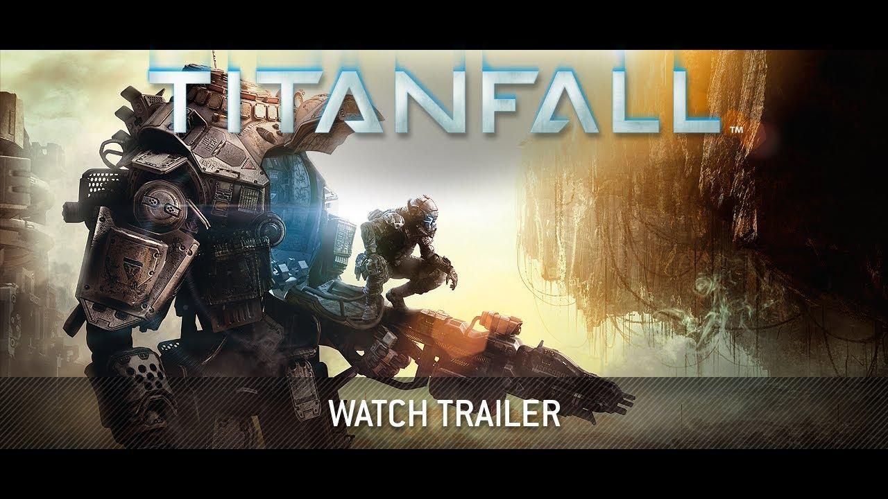 Titanfall - E3 2013 Ankündigungstrailer