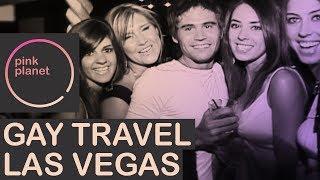 Gay Travel Las Vegas - Gay Nightlife,  Erotic Gay Shows & Gay Parties - Pink Planet tv Season 1 Ep 2