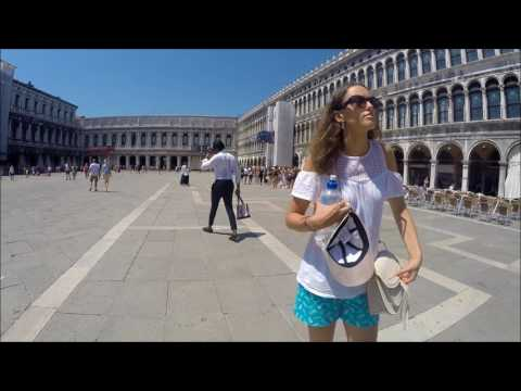 VENICE, Italy...what to expect if you go during the summer.  Spoiler alert:  It's sooooo hot