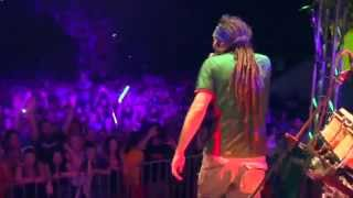 Locomondo - Me wanna dance - Live - Theatro Petras 2011