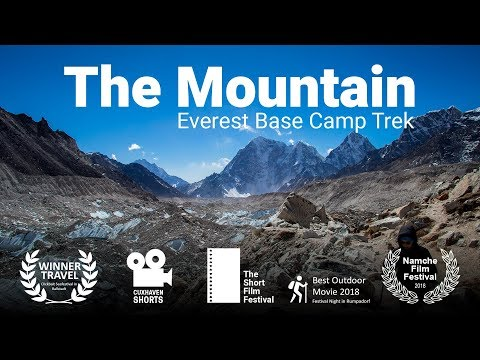 The Mountain   Everest Base Camp Trek   Documentary