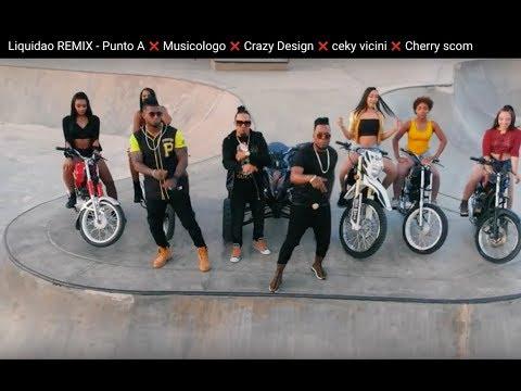 Liquidao REMIX - Punto A ❌ Musicologo ❌ Crazy Desing ❌ ceky viciny❌ Cherry scom (VIDEO OFICIAL)