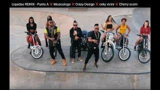 Liquidao (REMIX) - Punto A ❌ Musicologo ❌ Crazy Desing ❌ Ceky Viciny❌ Cherry Scom (Video Oficial)