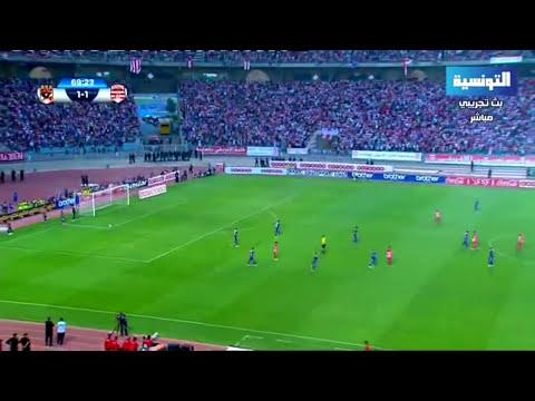 Club Africain | Al Ahly - Rades 07/06/2015 - 2ème Mi-temps - Ettounsia Tv