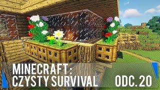 Prace podwórkowe (Minecraft: Czysty survival #20)