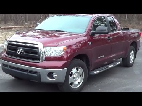 6 year review 2010 toyota tundra sr5 trd offroad 4 6 double cab youtube. Black Bedroom Furniture Sets. Home Design Ideas