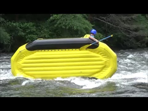 4th of July Week 2017 Ocoee River Rafting Action and Carnage