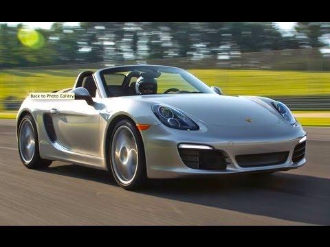 Porsche Boxster S, GMC Terrain & Autostadt - Wide Open Throttle Episode 21