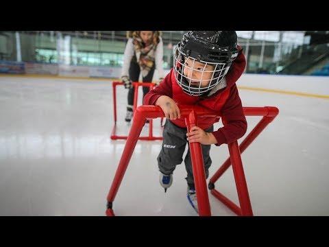 Teaching my Toddler to Skate