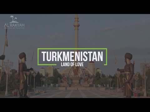 Travel to Turkmenistan 2018. Visit Turkmenistan with Al Rakyah Tourism and Holidays